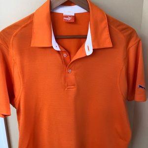 Puma men's golf shirt! 🏌️♂️ ⛳️